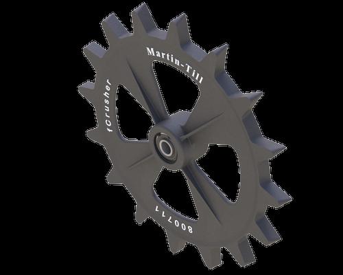 fCrusher Closing Wheel
