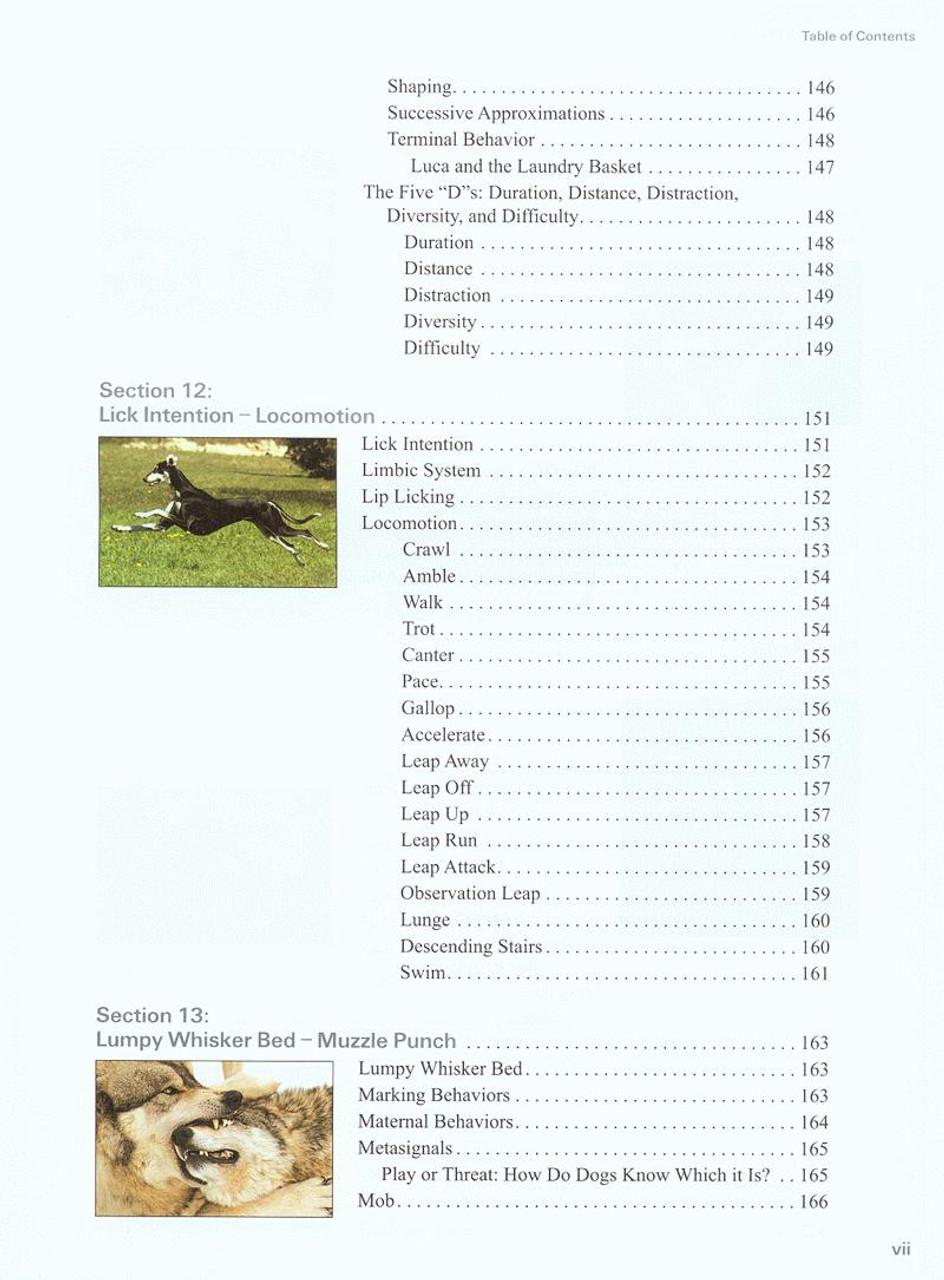 Ebook: Canine Behavior - A Photo Illustrated Handbook
