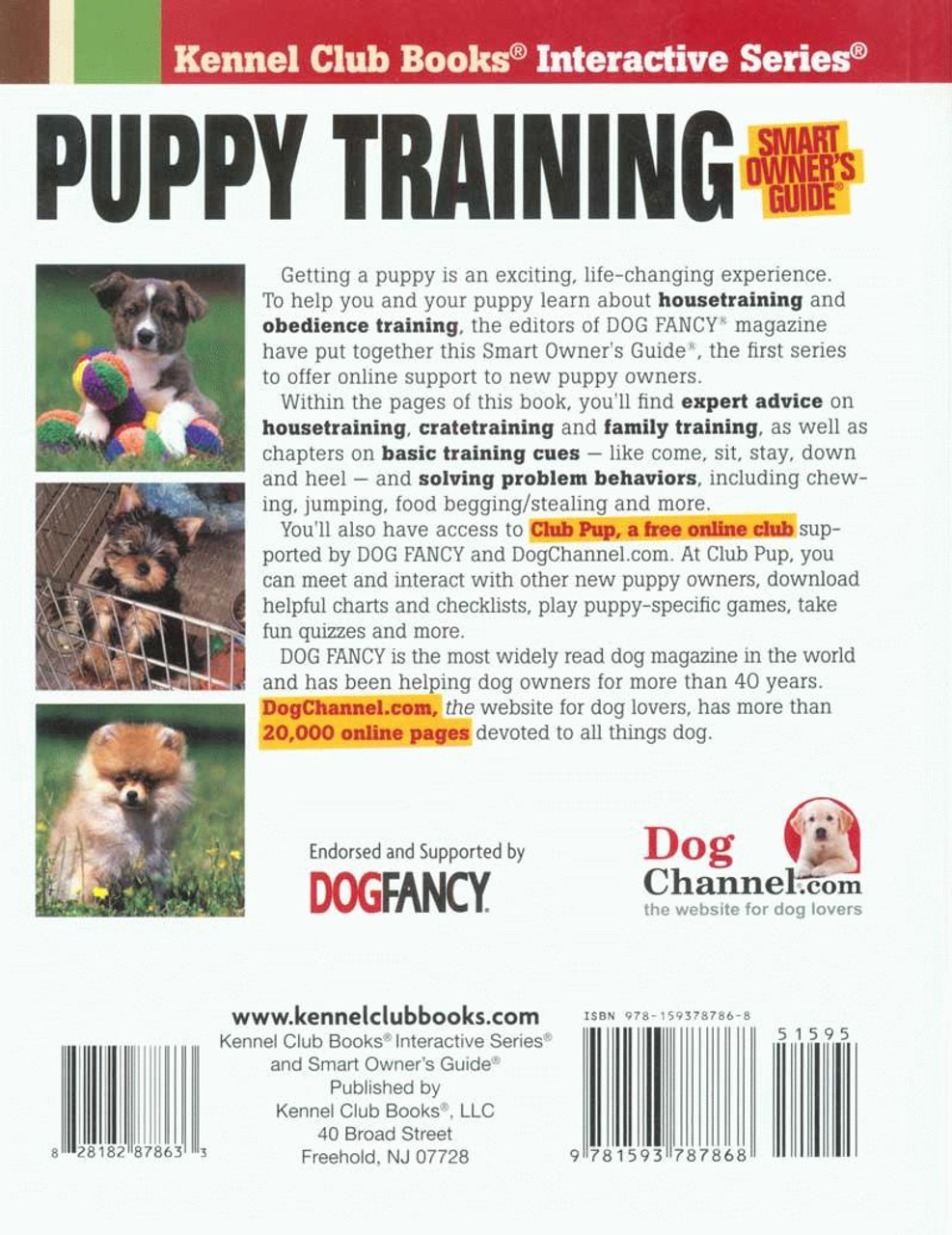 Ebook: Puppy Training - Smart Owner's Guide