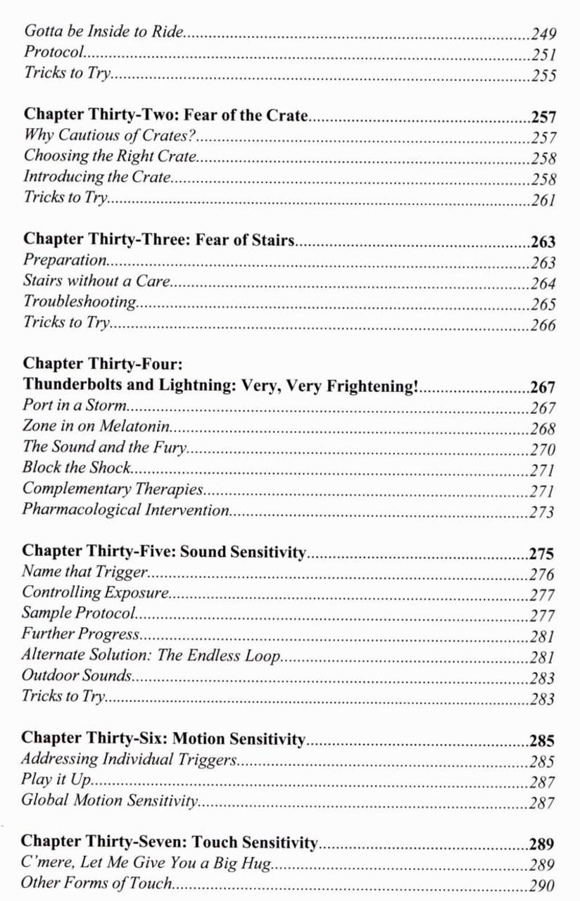 Cat Behavior Books