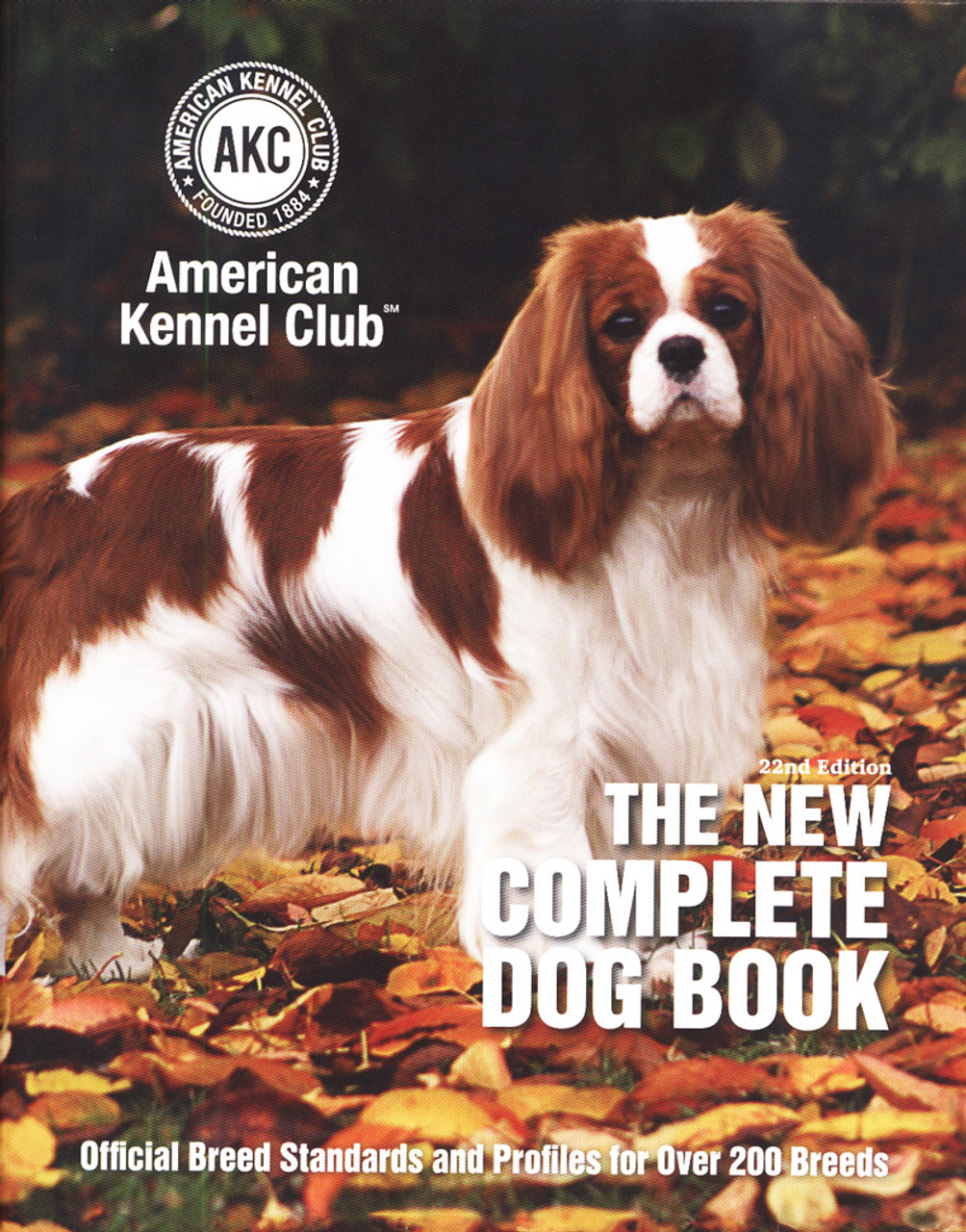 AKC The New Complete Dog Book, 22nd Edition