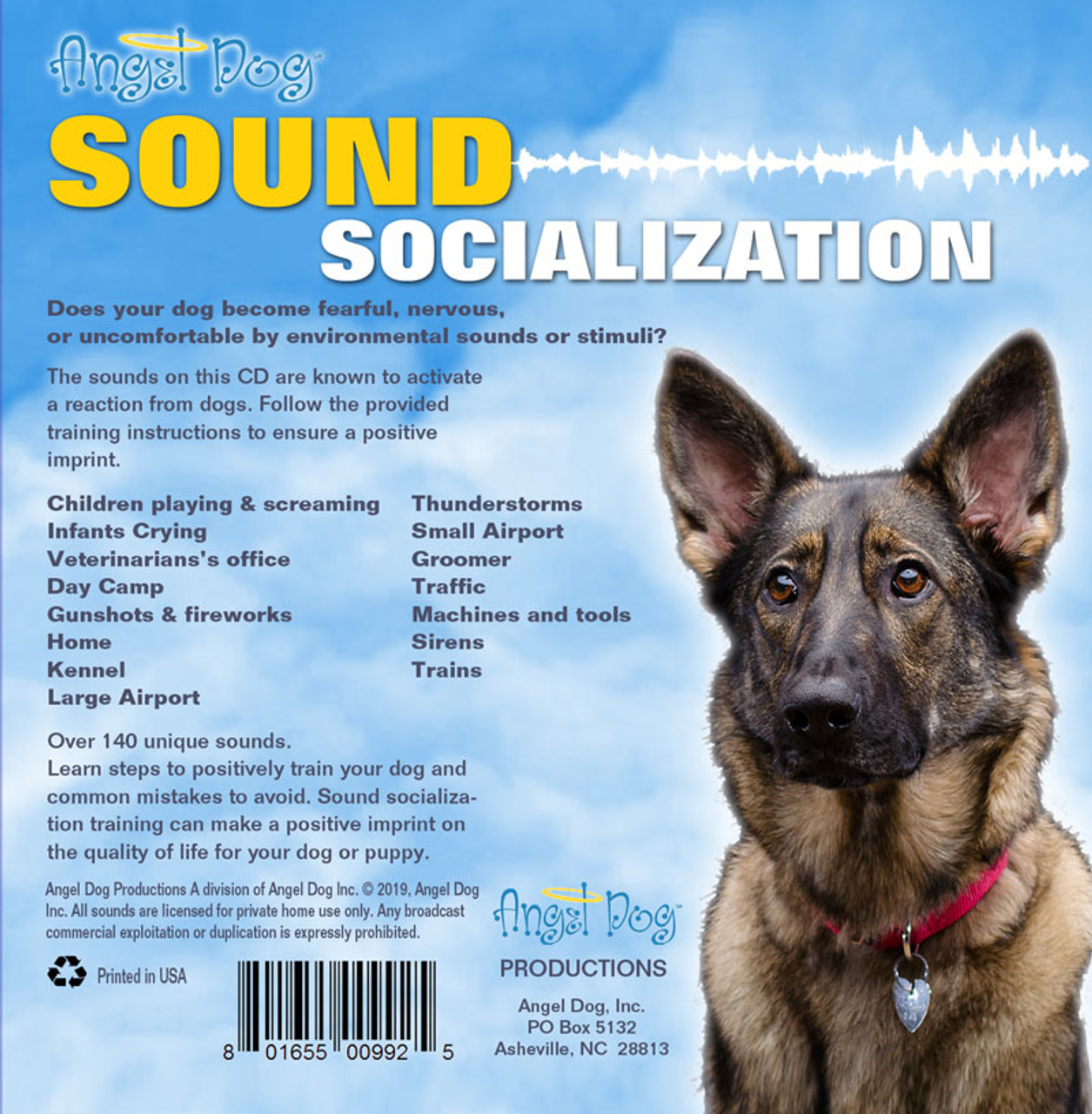 Sound Socialization Audio (Updated 2019) Digital Download - MP3