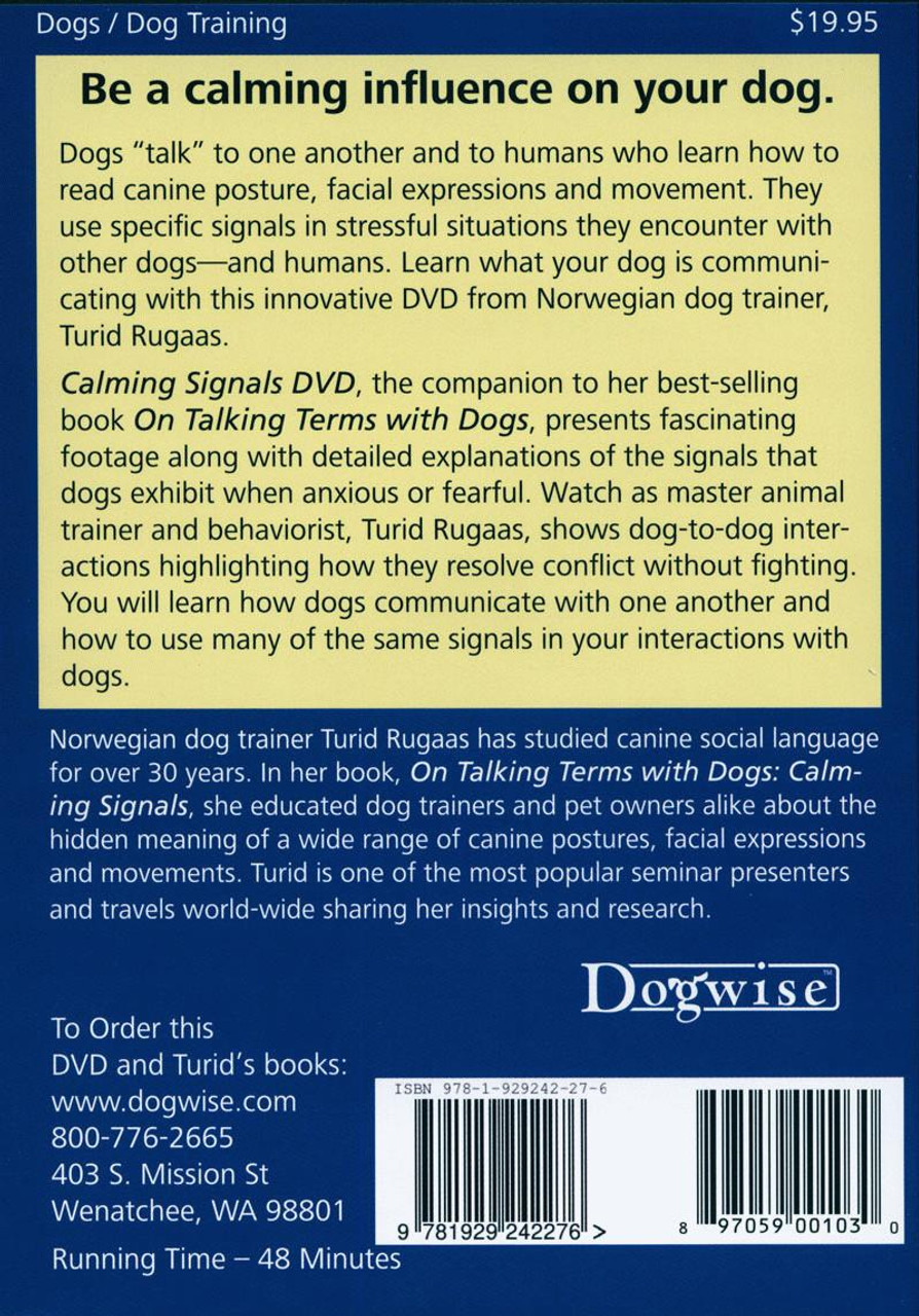 Calming Signals - What Your Dog Tells You - Streaming Video on Demand