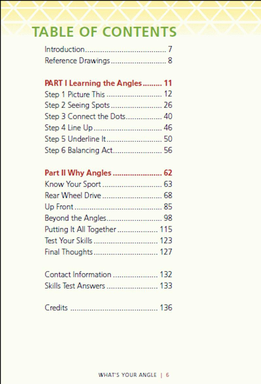 Ebook: What's Your Angle? Understanding Angulation and Structure for The  Performance Dog