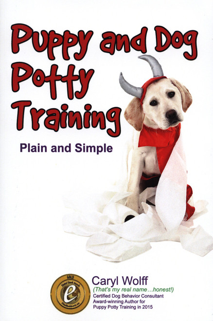 Puppy And Dog Potty Training Plain And Simple Dogwise