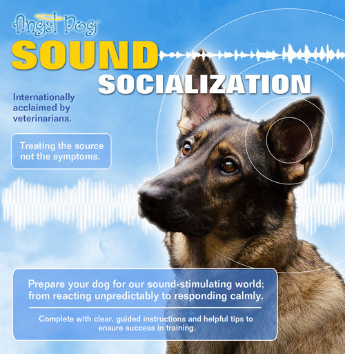 Sounds Good Audio Cd - Puppy Habituation - Dogwise
