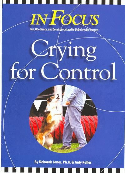 In Focus - Crying for Control Dvd