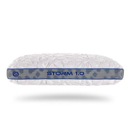 thunder by bedgear, Storm Series pillows provide the best night sleep you can get for a great rest, bedgear storm 1.0, The unique dual chamber construction features a React® foam crown and React foam blend which contours to your body, eliminating bounce to improve deep sleep