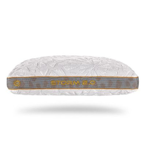 Lightning by Bedgear, Storm Series pillows provide the best night sleep you can get guaranteed, we should know because we sleep on them too so you can trust you are purchasing a top quality product that is guaranteed to help you sleep better