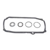 SBC 1 pc Oil Pan Gaskets 60-79 with steel limit bushings