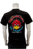 Mr. Horsepower with Attitude Black T-Shirt