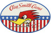 Clay Smith Cams  - Stars & Stripes Sign