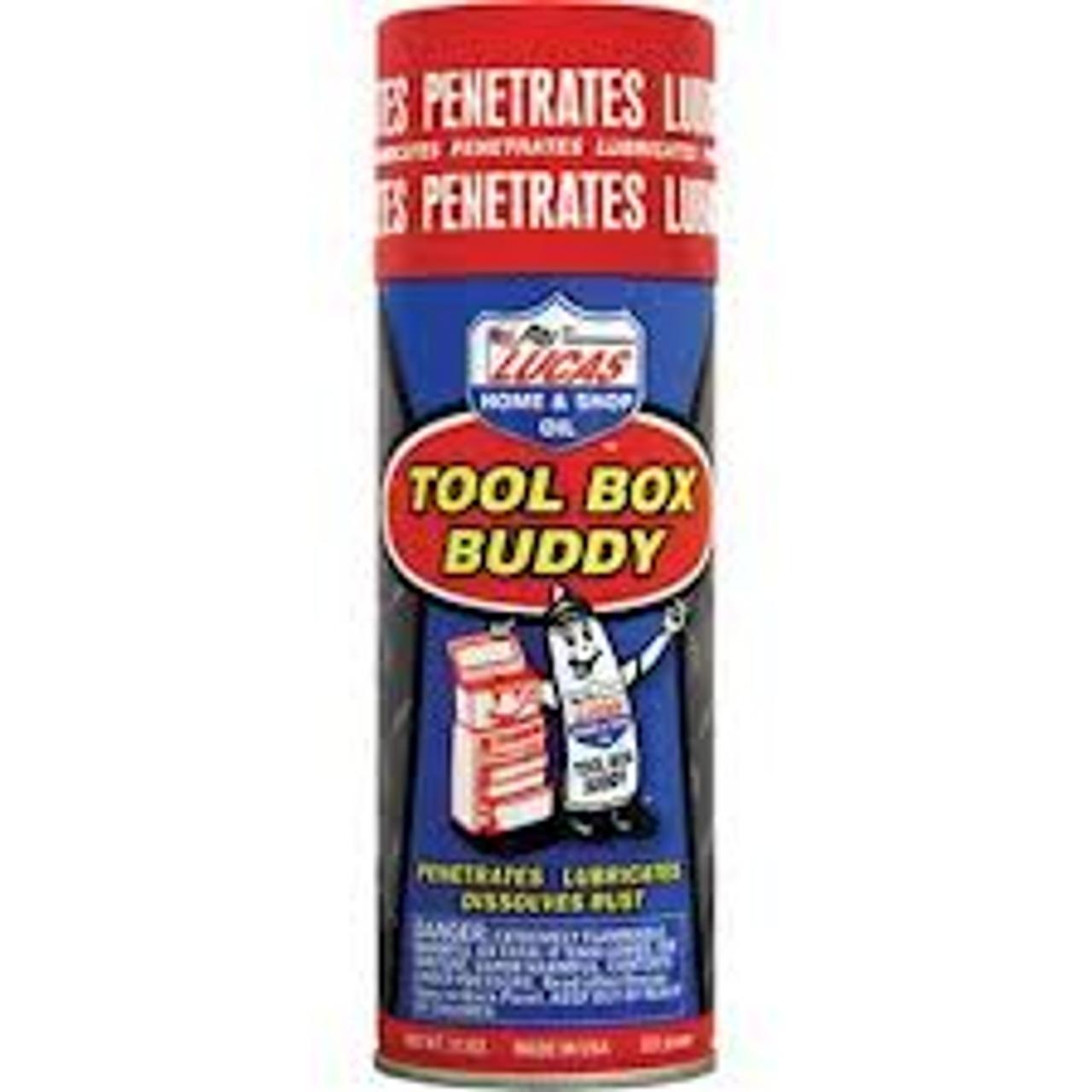 Lucas Oil Tool Box Buddy