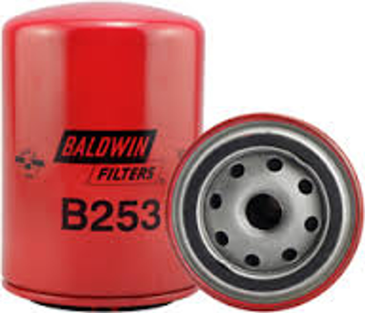 Baldwin Oil Filter Ford B-253