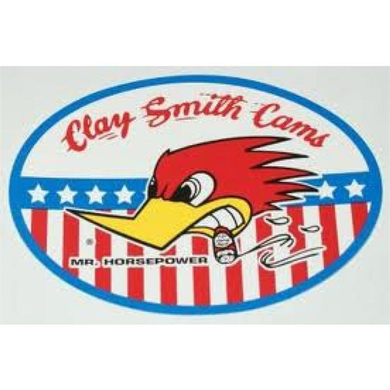 All American Oval Sticker