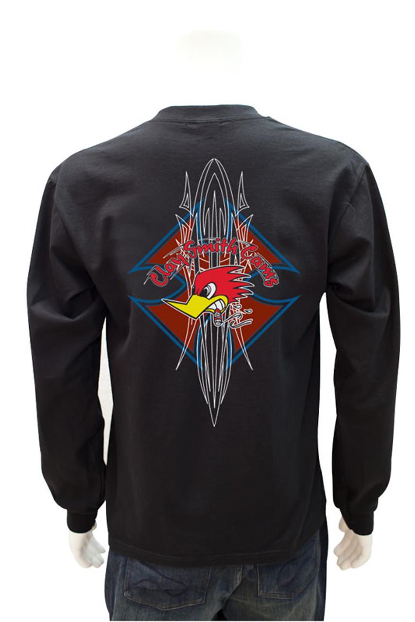 Tribal Longsleeve Pinstripe T-Shirt