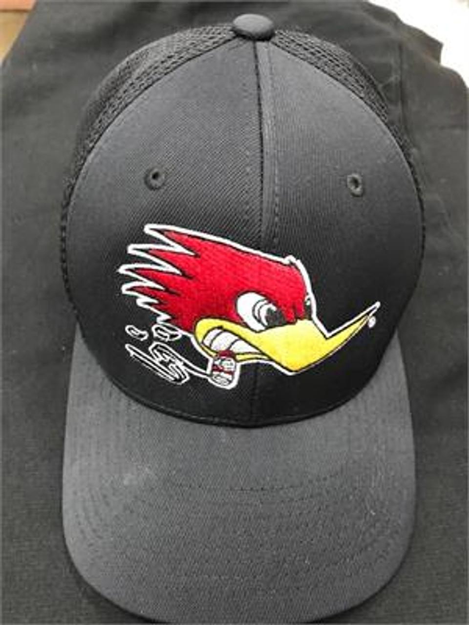Mr. Horsepower Flexfit - Trucker Hat - Black