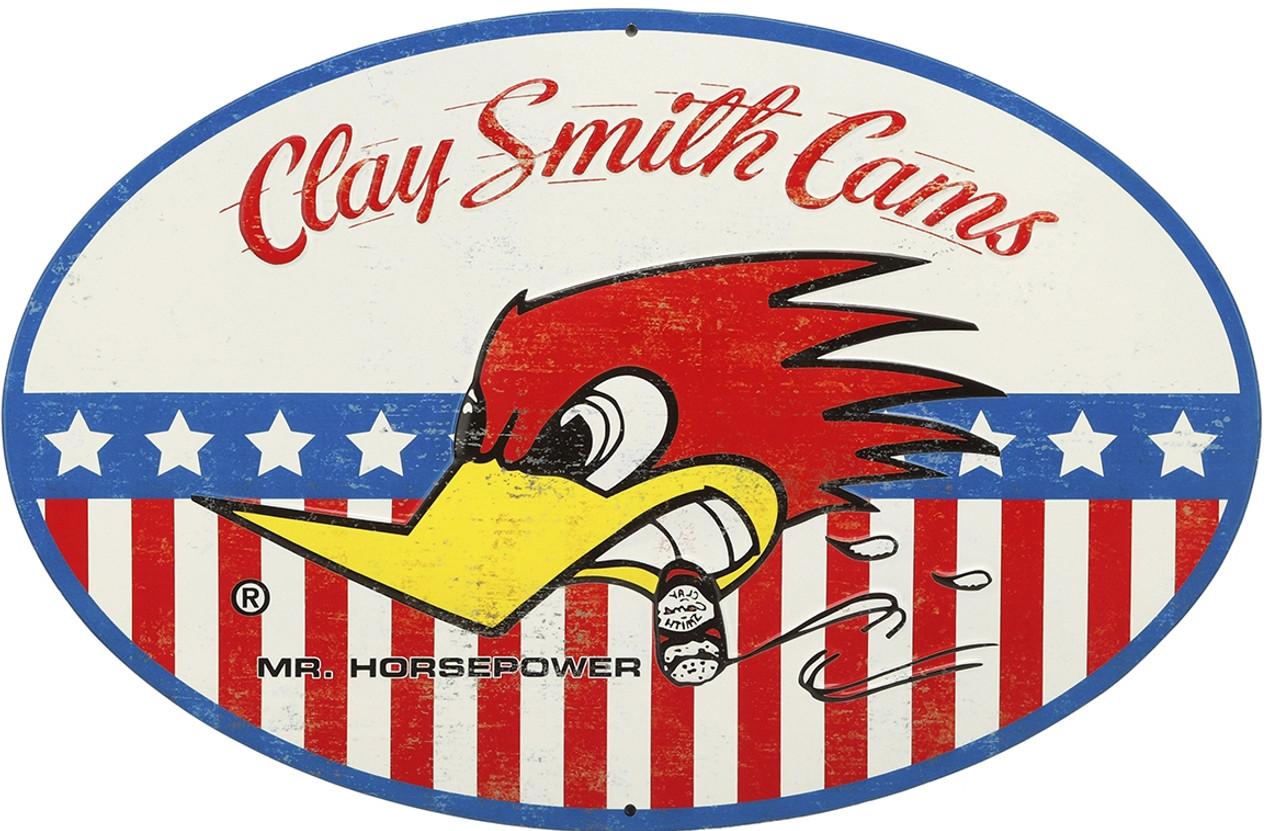 Clay Smith Cams  - Stars & Stripes Sign