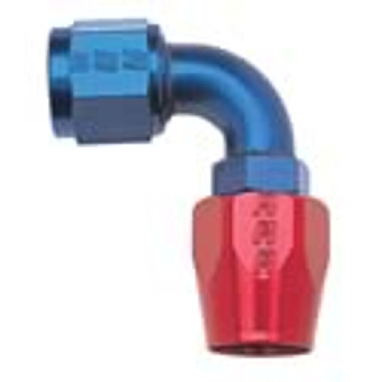 Russell - 8 AN Full Flow 90° Hose End