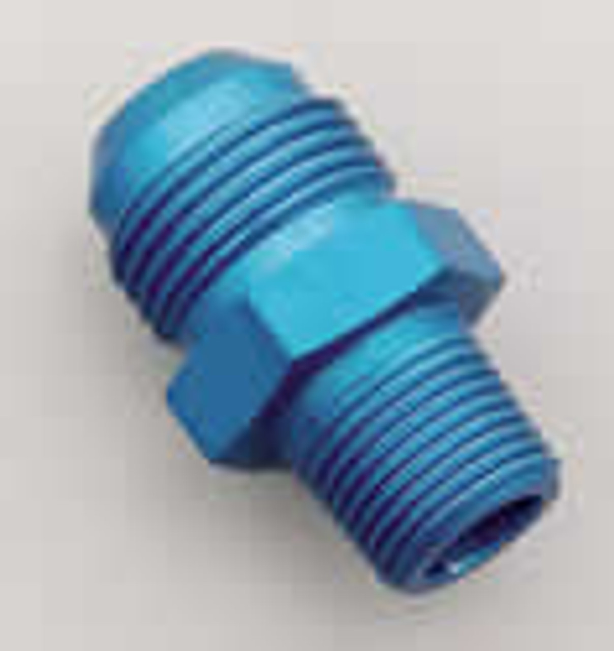 Russell Straight -10 AN to 3/8  Pipe Adapter Fitting