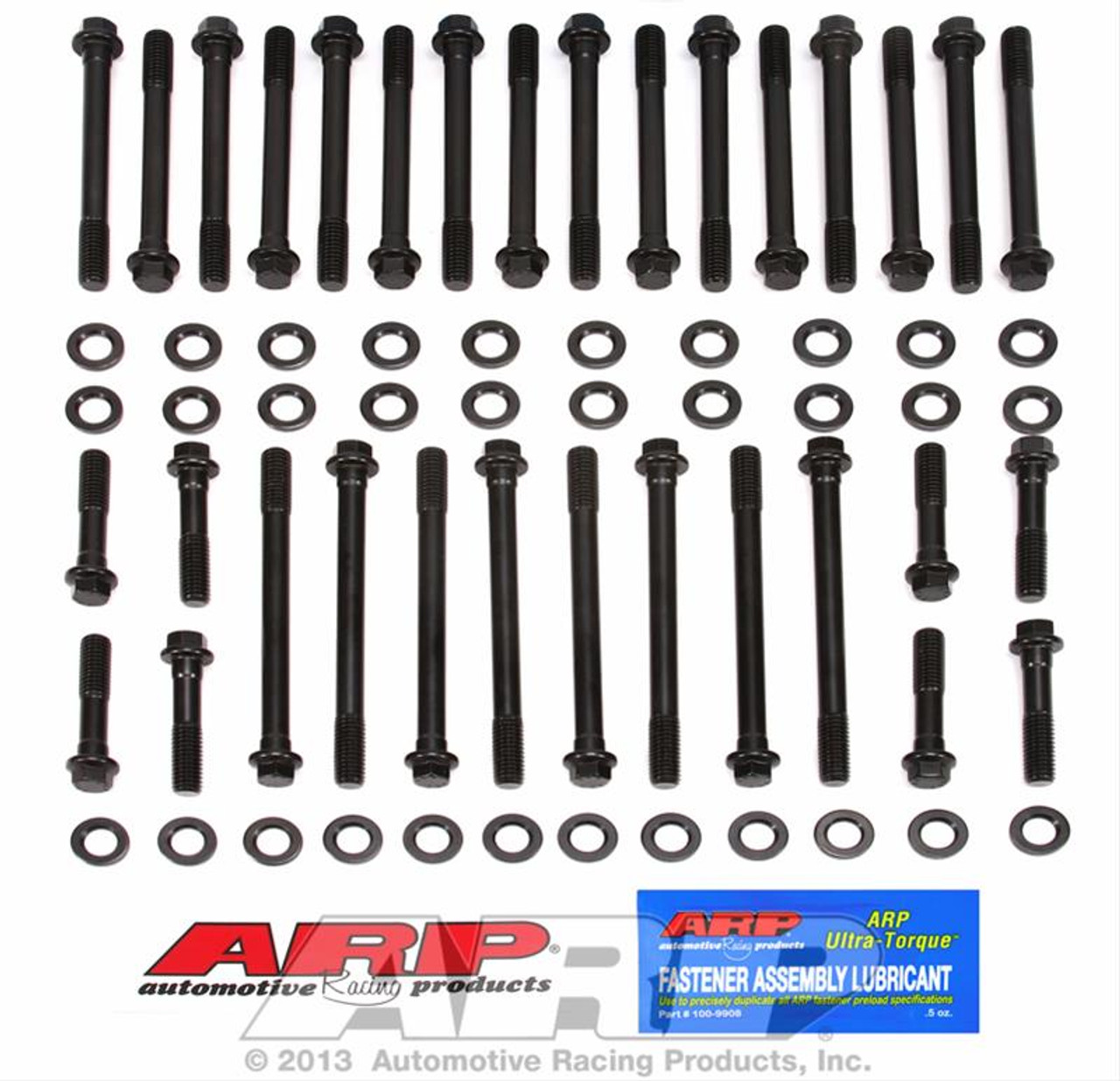 ARP Big Bock Chevrolet Hex Head  High Performance Series Cylinder Head Bolt Kits  Part # 135-3603