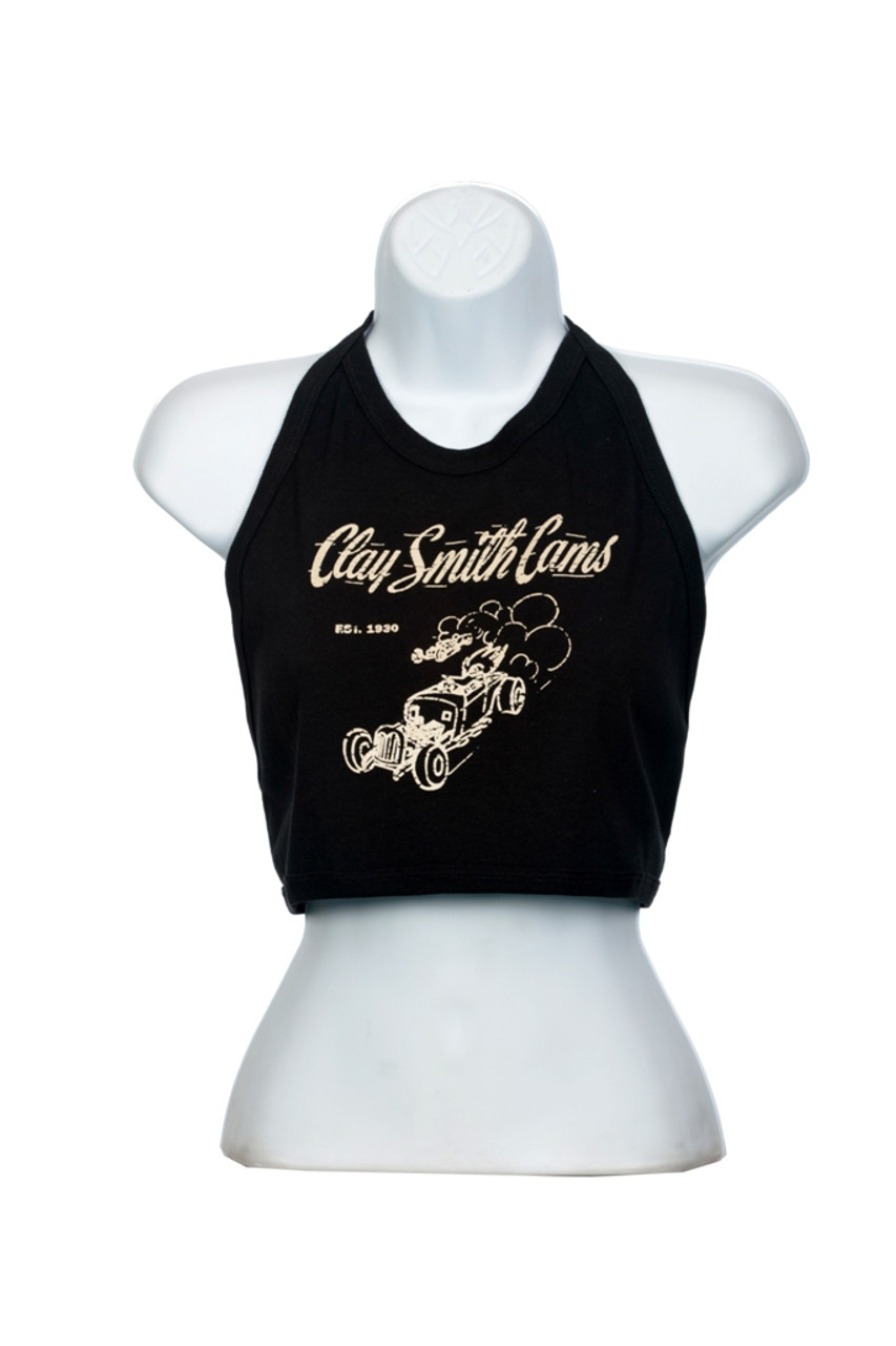 Clay Smith Roadster Halter Top