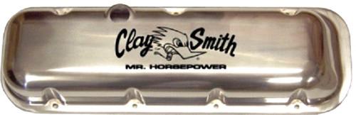Big Block Chevrolet Short Valve Covers - Laser Etched