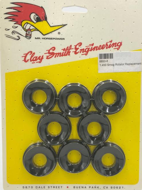 "1.450"" Smog Rotator Replacement Cups 8pcs"