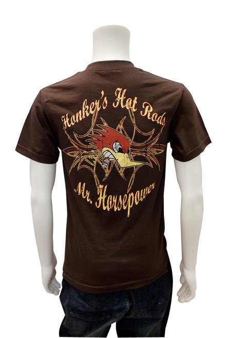 Mr. Horsepower Honker's Hot Rods T-Shirt