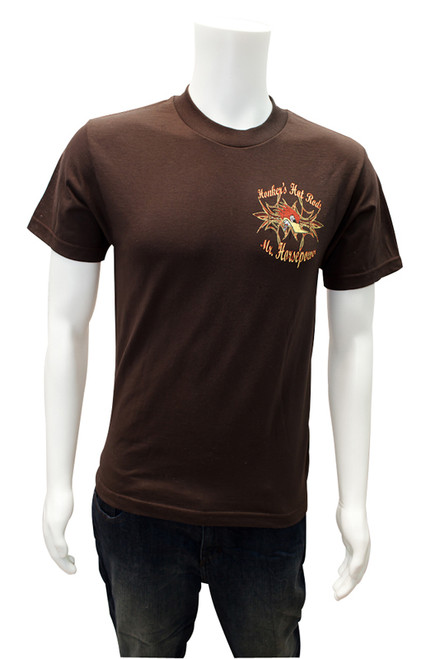 Mr. Horsepower Honker's Hot Rods T-Shirt