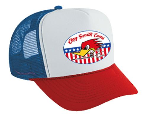 Mr. Horsepower American Revolution Trucker Hat