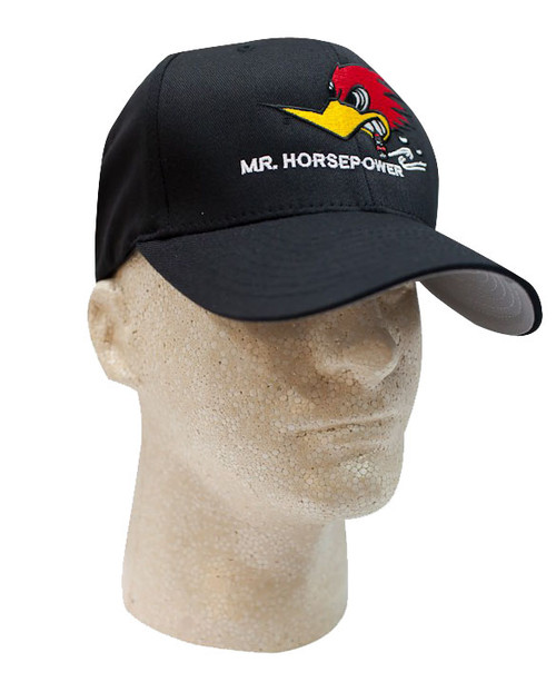 Mr. Horsepower ProFit Black Hat