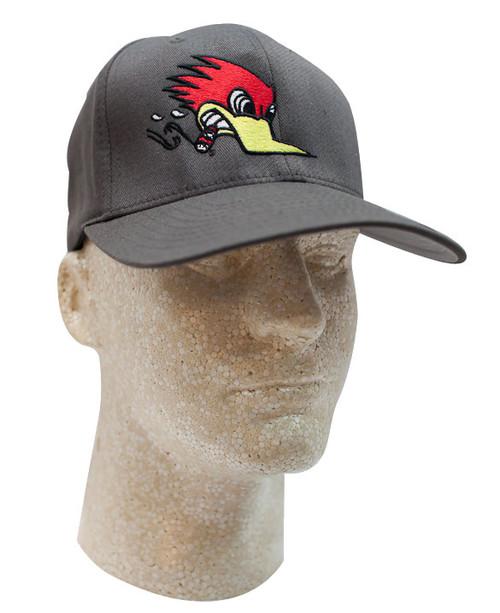 Mr. Horsepower   Charcoal FlexFit Hat