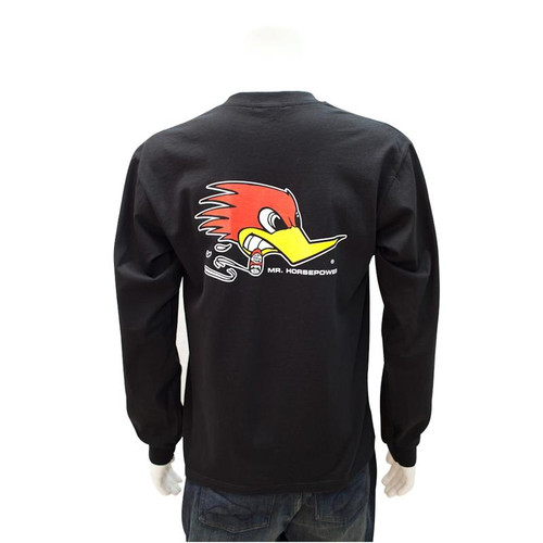 Mr. Horsepower Black Sweat Shirt
