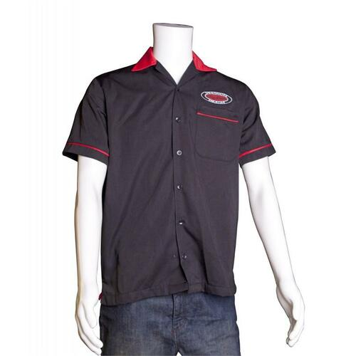"Mr. Horsepower ""Speed"" Bowler Shirt"