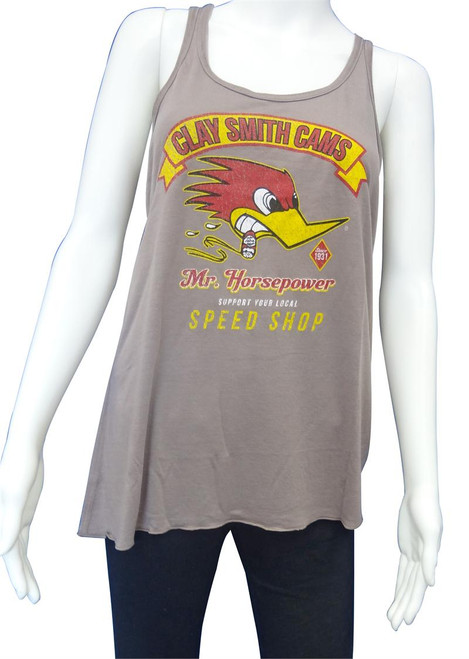 Ladies Support Local Speed Shop Tank Top