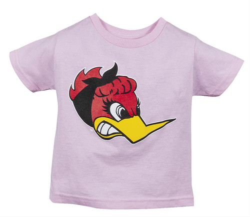Toddler Lil Ms Horsepower T-Shirt - Pink