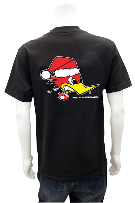 Mr. Ho Ho Horsepower T-Shirt - Black