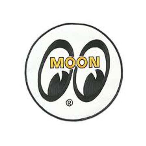 Moon Patch - White