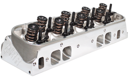 AFR 2020-TI Big Block Chevrolet 385cc Rectangle Port , 121cc, CNC Bowl Blend & Fully CNC Chamber Ready, Complete W/ Solid Roller Set Up