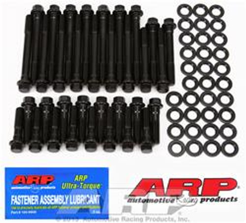 ARP Small Bock Chevrolet Hex Head High Performance Series Cylinder Head Bolt Kits  Part # 134-3601