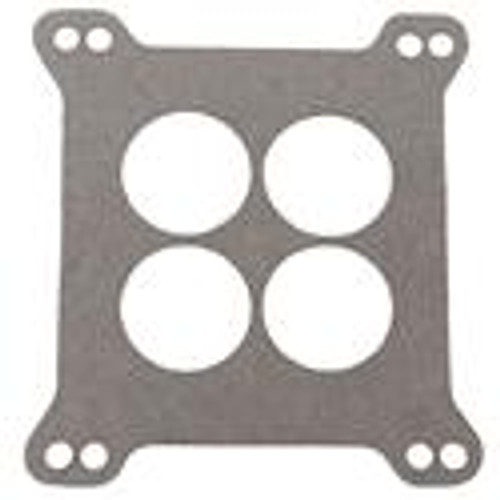 4150 Base Plate Carburetor Mounting Gasket, 4-Barrel, Square Bore, 4-Hole, .063 in. Thick, Each