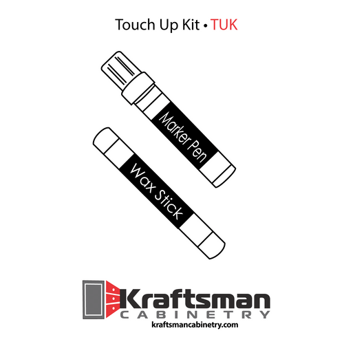 Touch Up Kit Summit White Shaker Kraftsman Cabinetry