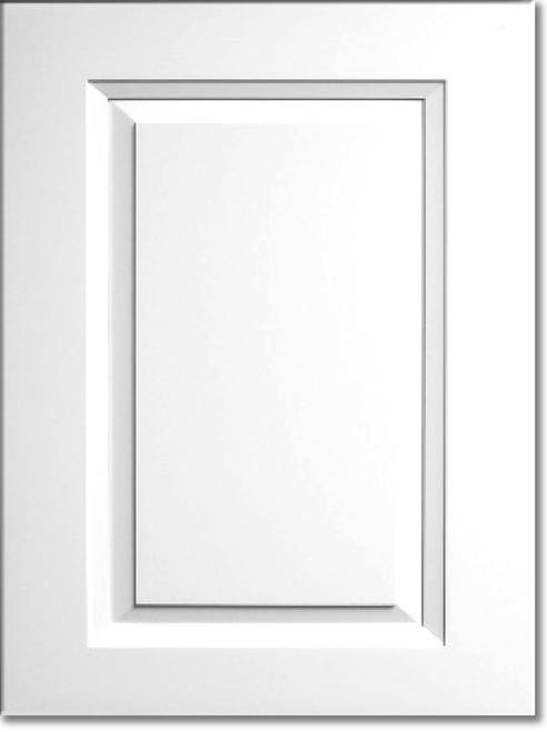 Aspen White Display Door Kraftsman Cabinetry