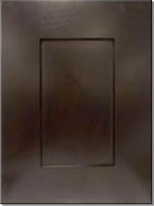 Java Shaker Display Doors Kraftsman Cabinetry