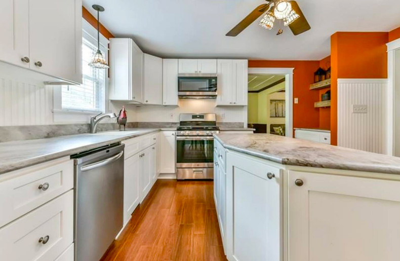 Kitchen Remodel Prior to Home Sale