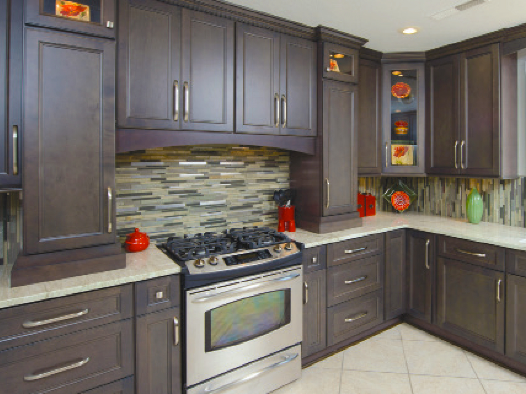 West Point Grey RTA Kitchen Cabinets