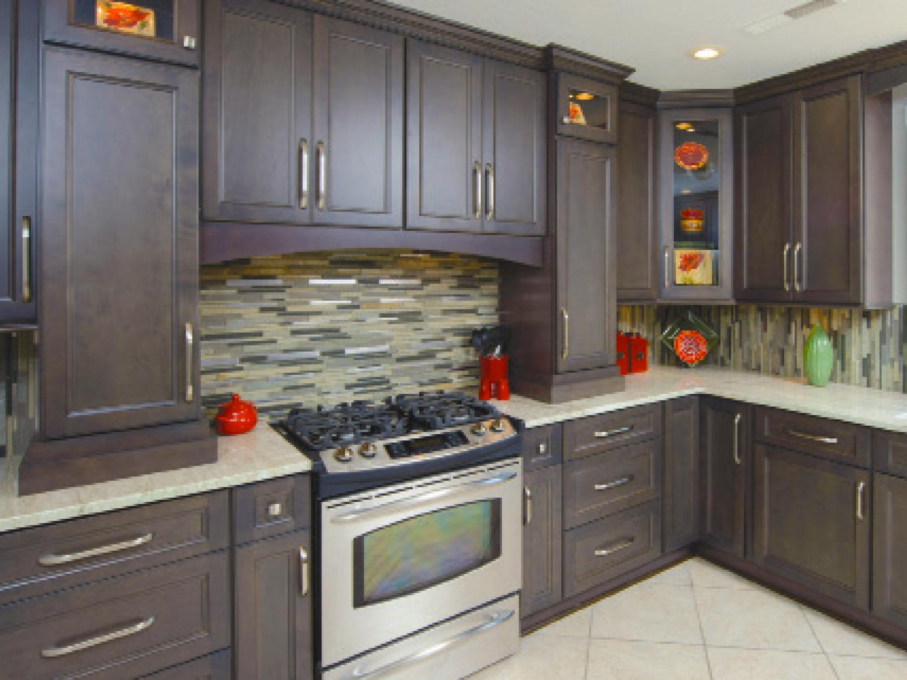 West Point Grey RTA Kitchen Cabinets