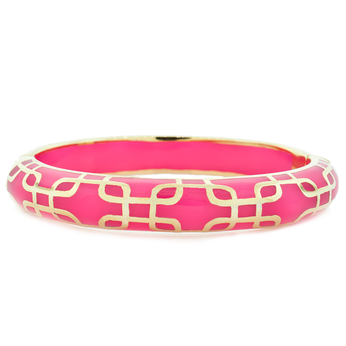 Andrew Hamilton Crawford Bracelet Sailor Pink and Gold