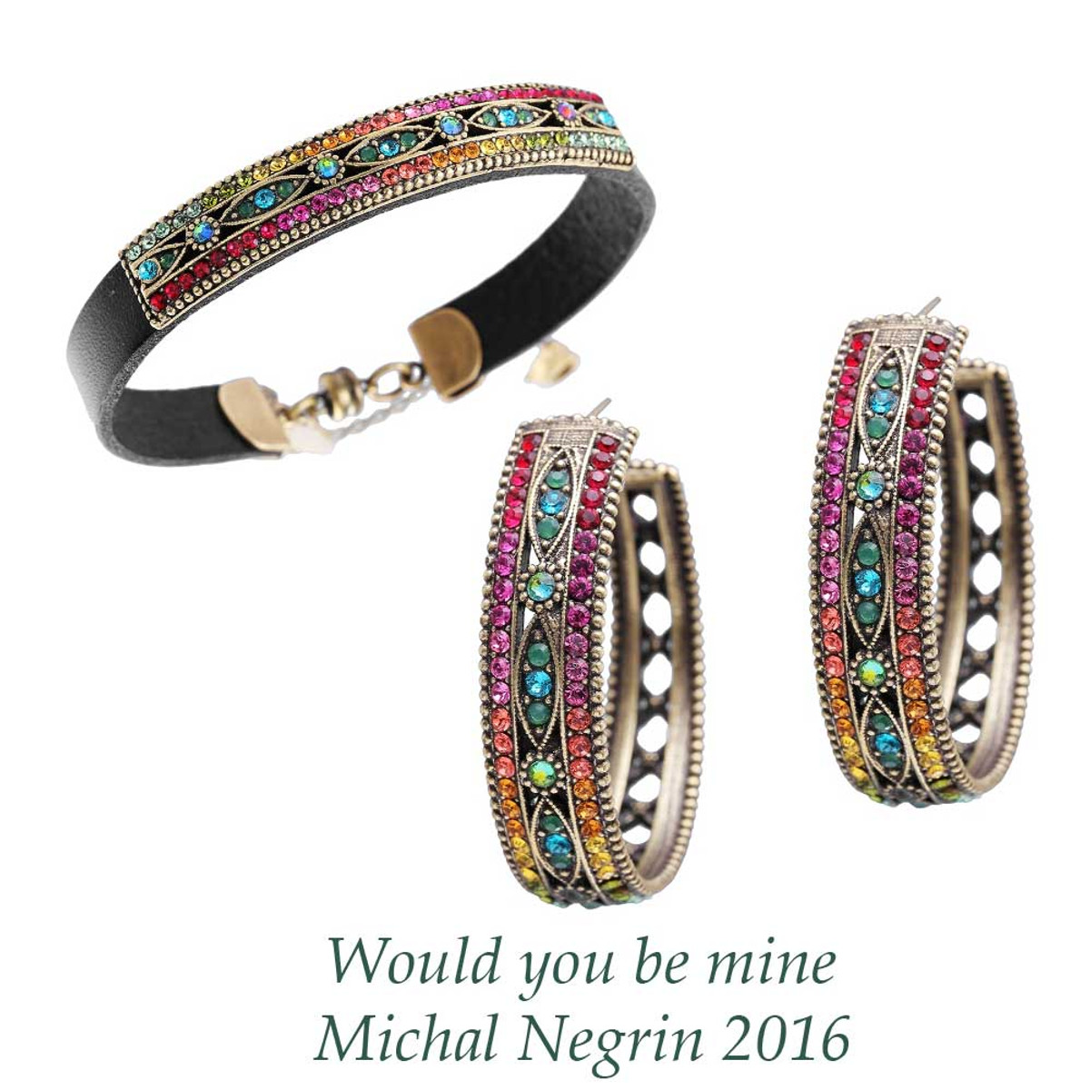 Michal Negrin Would you be Mine Set